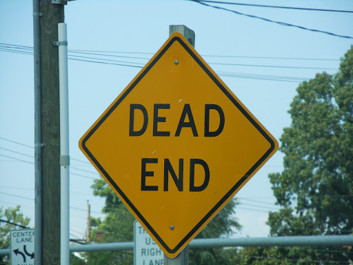 A Dead End Don Joke - Romantic Seniors wife