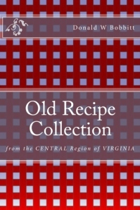 Old Recipe Collection