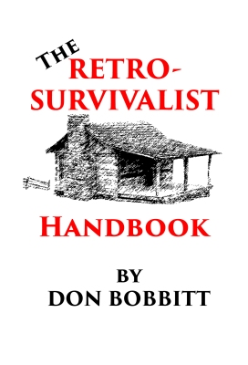 The Book, The RETRO-SURVIVALIST