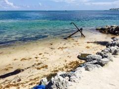 Beach on Islamorada Key