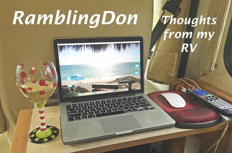 RamblingDon – It's MY Turn to live MY Lifestyle